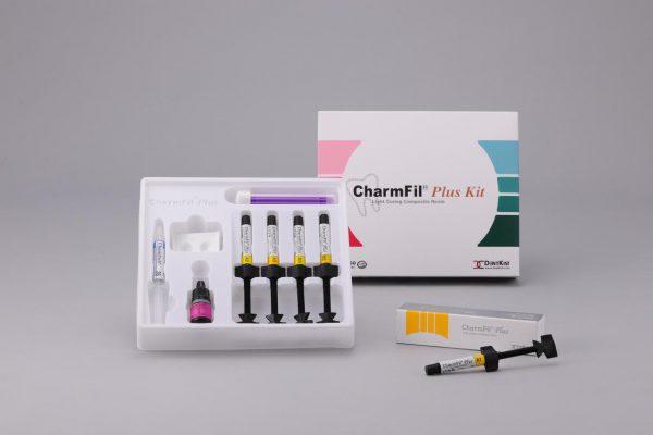 کامپوزیت نانو هیبرید (CharmFill Plus)